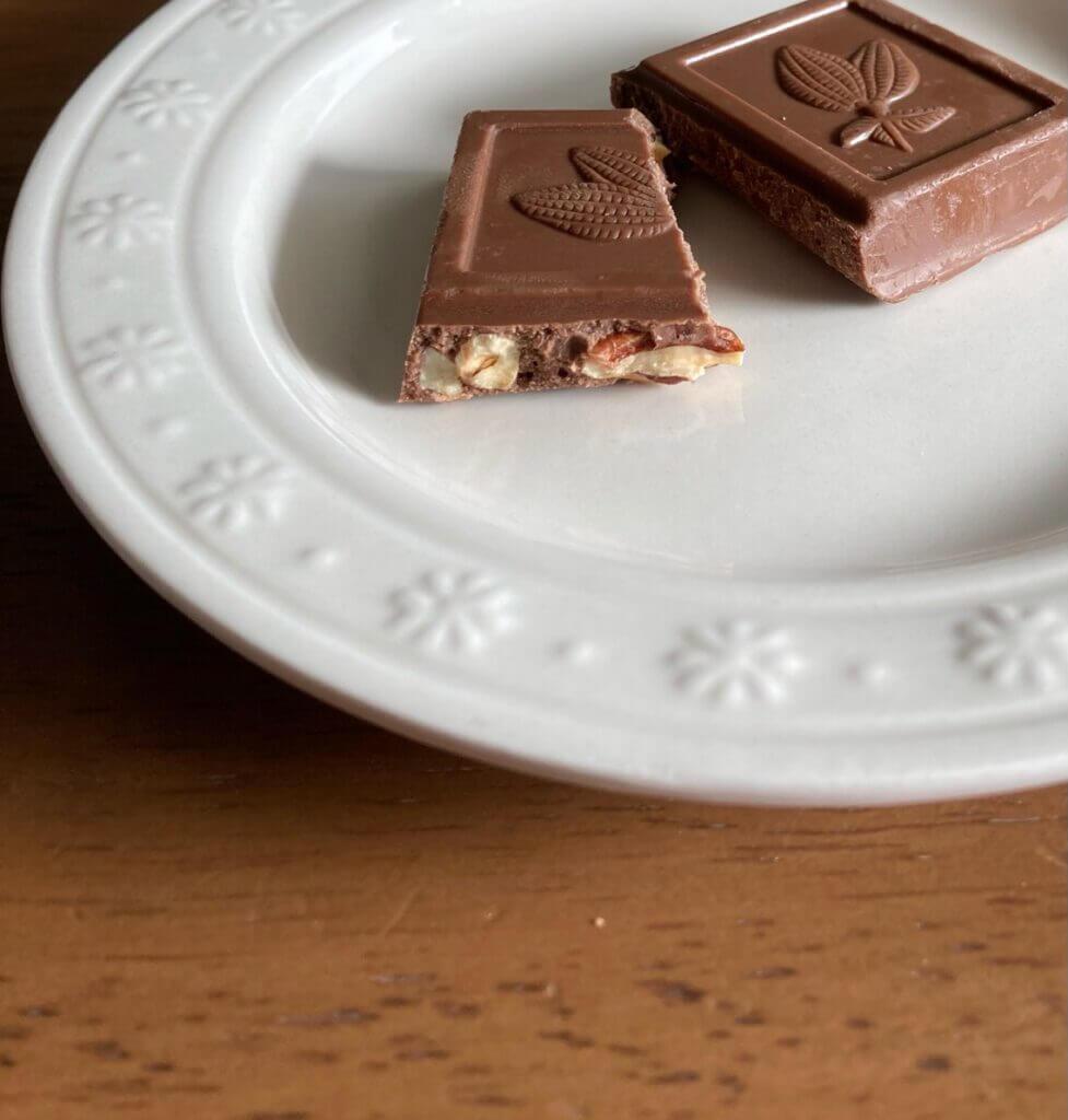 ペカンナッツチョコレート