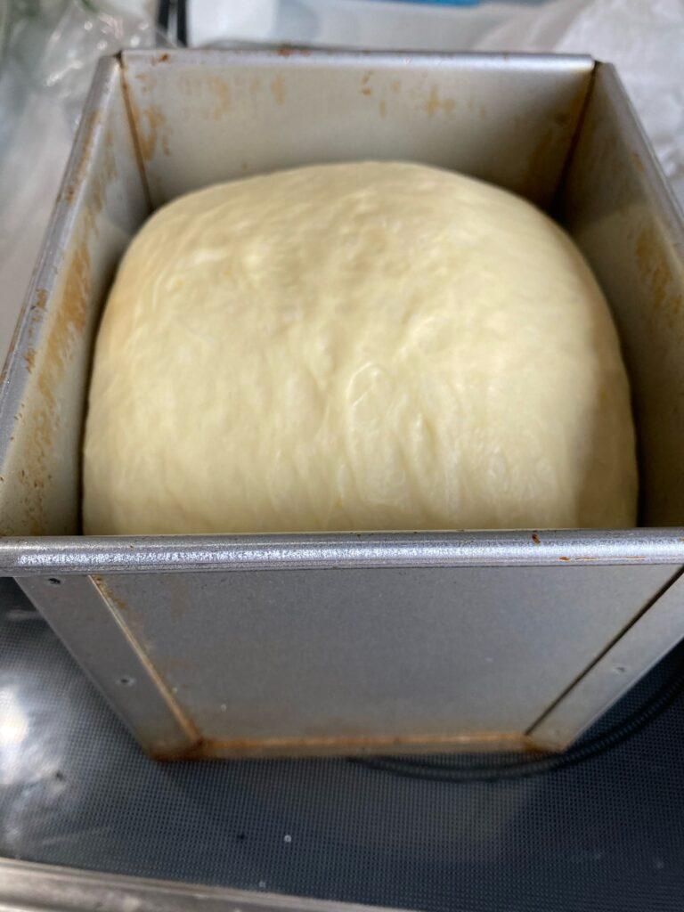 食パン型 パン作り