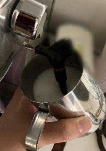 デディカec680 ミルク