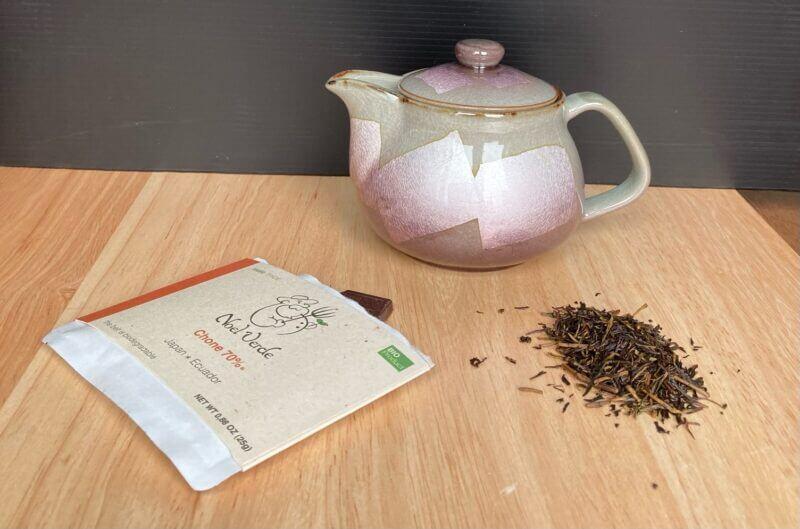 ほうじ茶 さえあかり