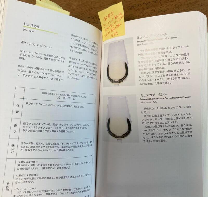 ソムリエ試験 参考書