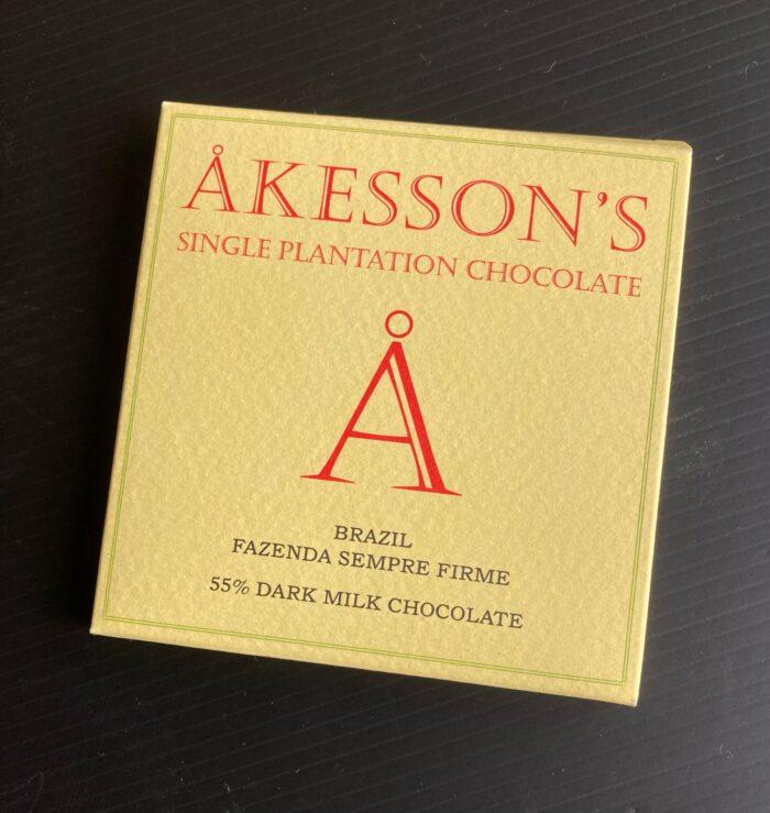 アケッソンズ チョコレート