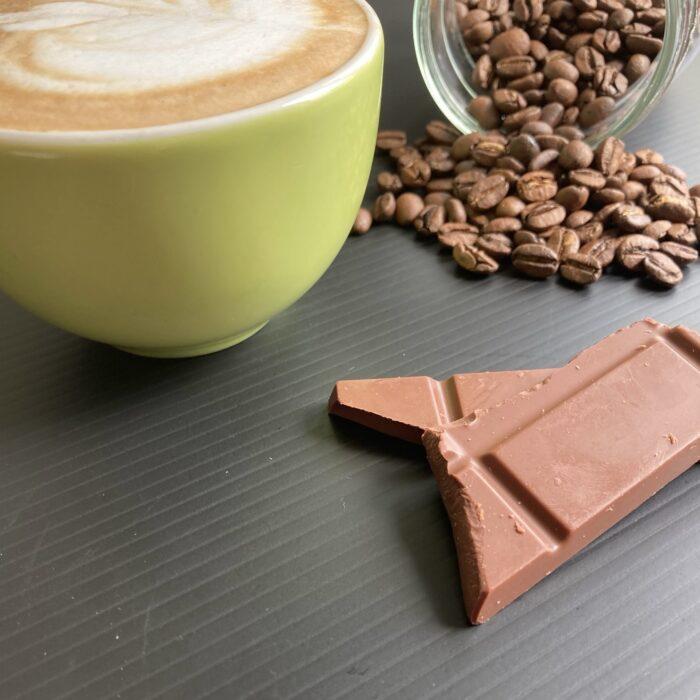 カプチーノ チョコレート