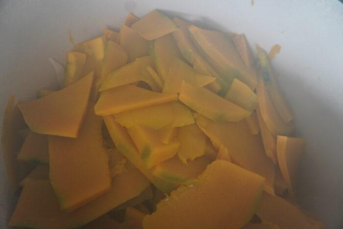 かぼちゃスープ レシピ