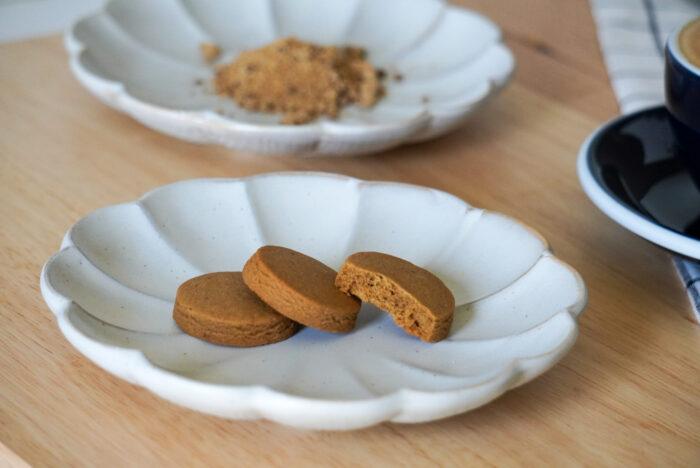 サトナカクッキー 黒糖